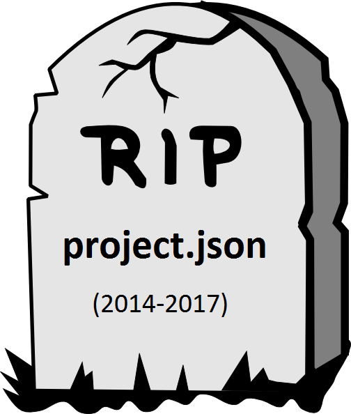 Goodbye project.json