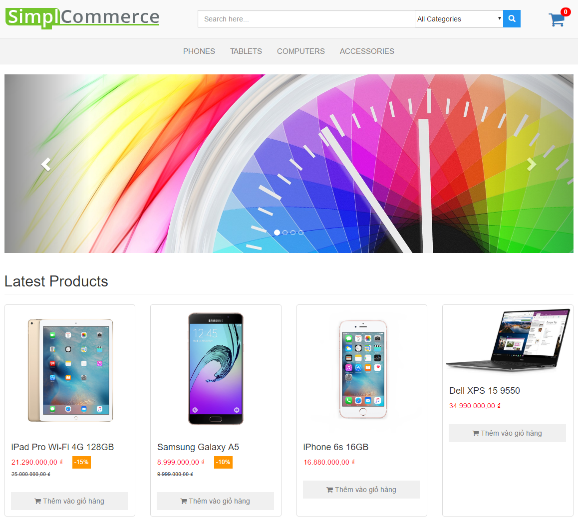 SimplCommerce